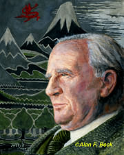 Tolkien-Artist art by Alan F. Beck