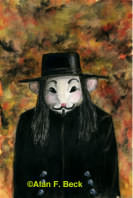 Anonymouse art by Alan F. Beck